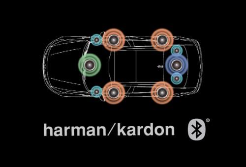 سیستم صوتی قدرتمند Harman/Kardon