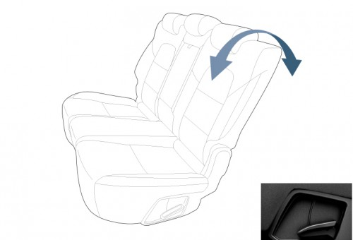 صندلی های عقب